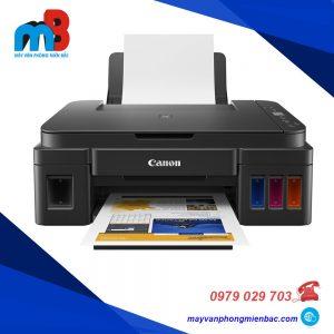 Máy in phun màu Canon PIXMA G2010 (in/scan/copy)