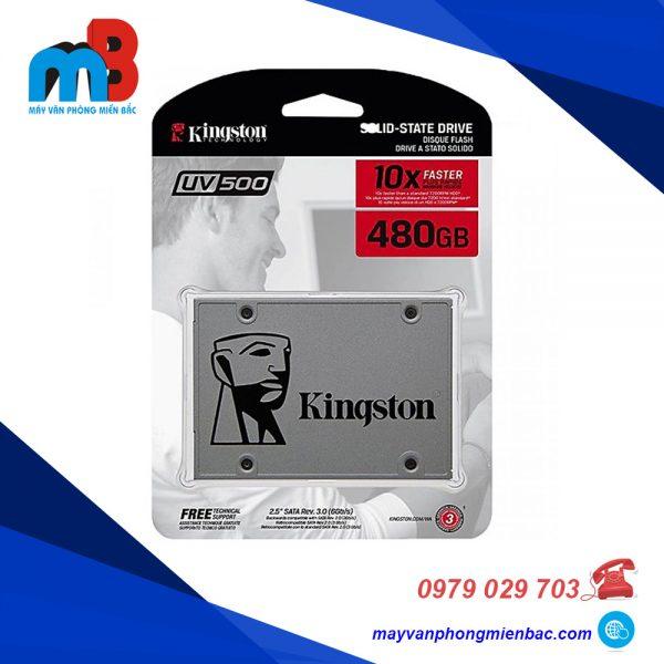 Ổ cứng SSD Kingston A400 480GB 2.5 inch SATA3